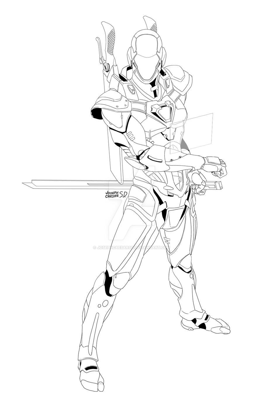 Tech Ninja by josephcaesarsd