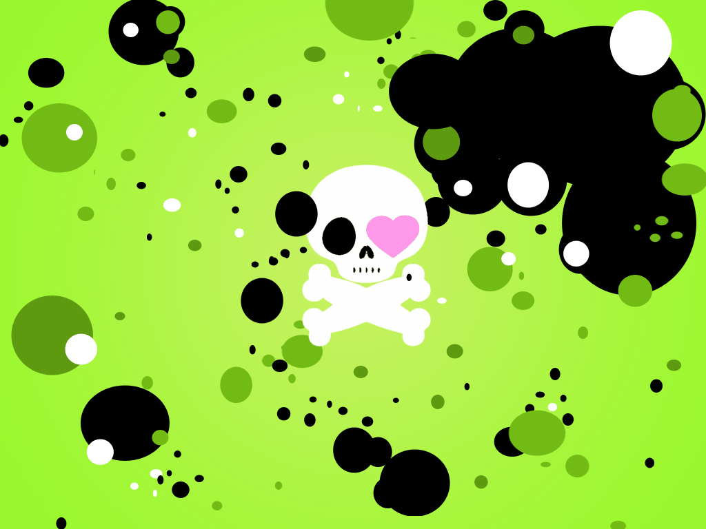 Toxic Candy Wallpaper by Himmelmeere