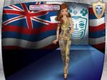 The New Hawaian Girl in Hufflepuff