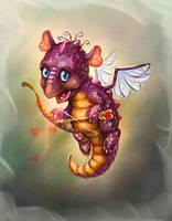 Dragon amur by ines-ka