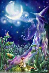 Moon ship by ines-ka