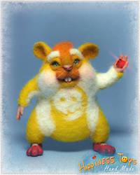 Hamster-rojer by ines-ka