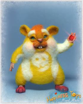 Hamster-rojer