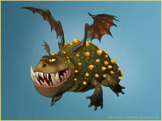 Dragon by ines-ka
