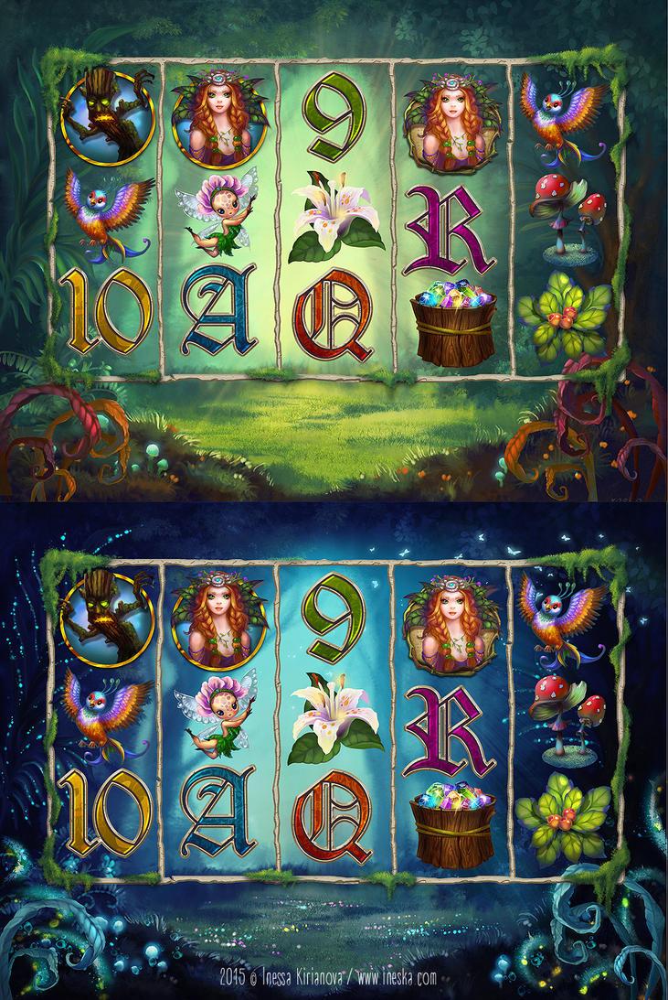 Slot-game-inessa-kirianova by ines-ka