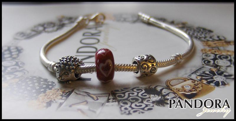 My bracelet by djcandidout on deviantart for Pandora jewelry commercial 2017