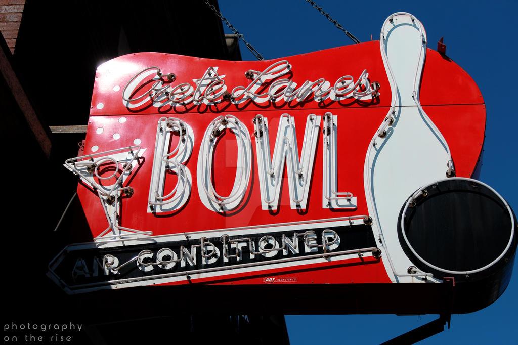 Crete Lanes Bowl by DJCandiDout