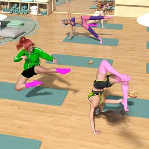 Pink Socks and Pastrami... and Yoga