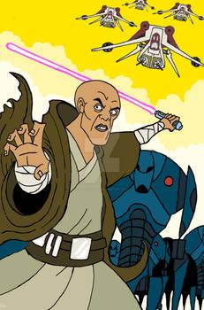 Star Wars-Mace Windu