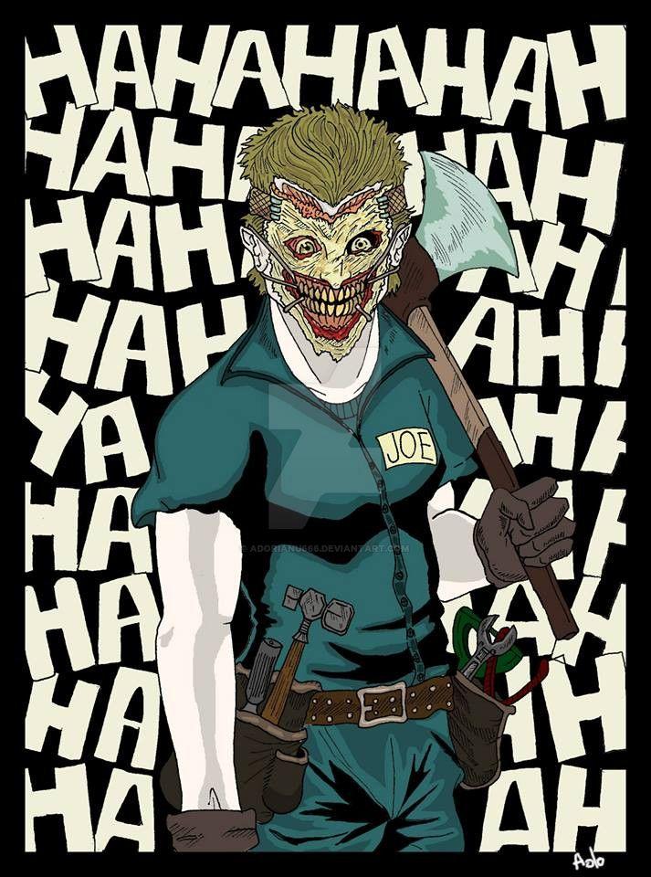 Joker by Adorianu666