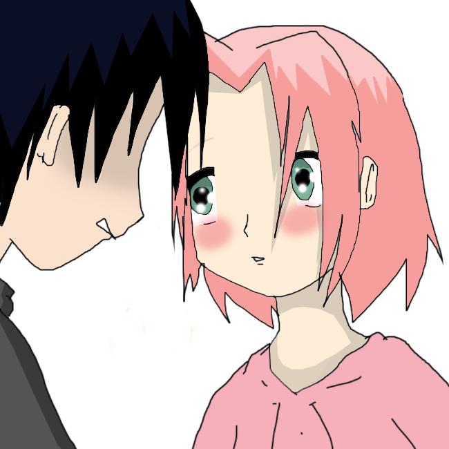 sasuke uchiha sakura haruno by MinahUchiha95 on DeviantArt