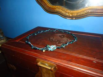 wire wrapped tiara