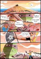 TMNT Frozen heart - Page 1 by Niva-Art