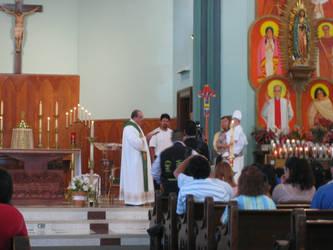 Bauptismo a San Carlos by WingDiamond