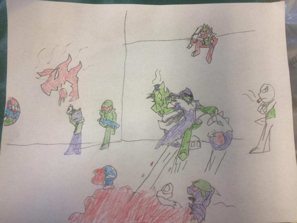 When heroes rise, their shadows grow by Soulrath-kivurahk
