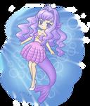Legged Mermaid by cherubfish