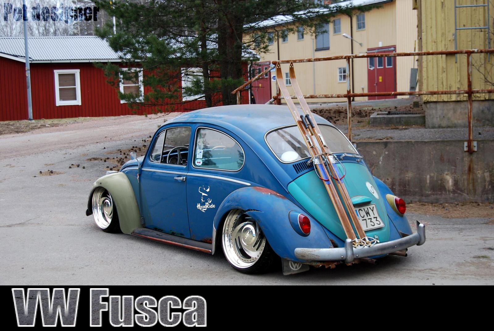 Vw Fusca Hoodride By Petdesigner On Deviantart