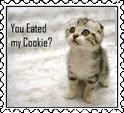 You Eated Stamp by AcidaliaAdrasteia