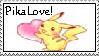 Pika Love Stamp by AcidaliaAdrasteia