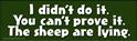 The sheep are lying by AcidaliaAdrasteia