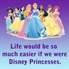 Disney Princesses by AcidaliaAdrasteia