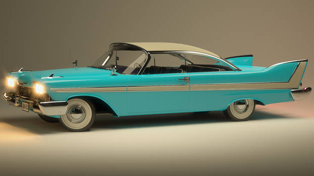 Plymouth Belvedere by Lastonedown