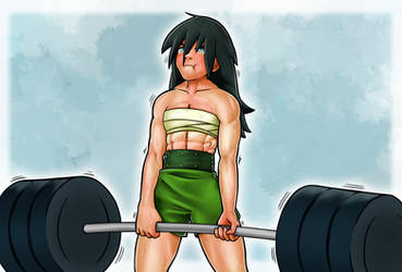Toph's One Rep Max by Sandspire