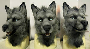 Aiden wolfe mask! :D