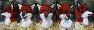 Scars kitsune mask 2.0