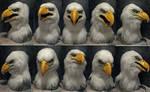 Bald Eagle 2.0 mask!