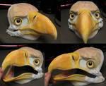 Bald eagle 2.0 mask base