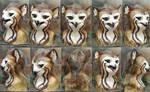 Strix owl gryphon commission