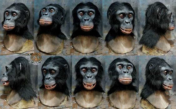Bonobo mask