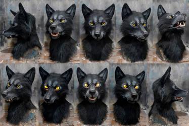 Feist werewolf mask