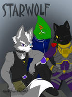 STARWOLF by BlackWingedHeart87