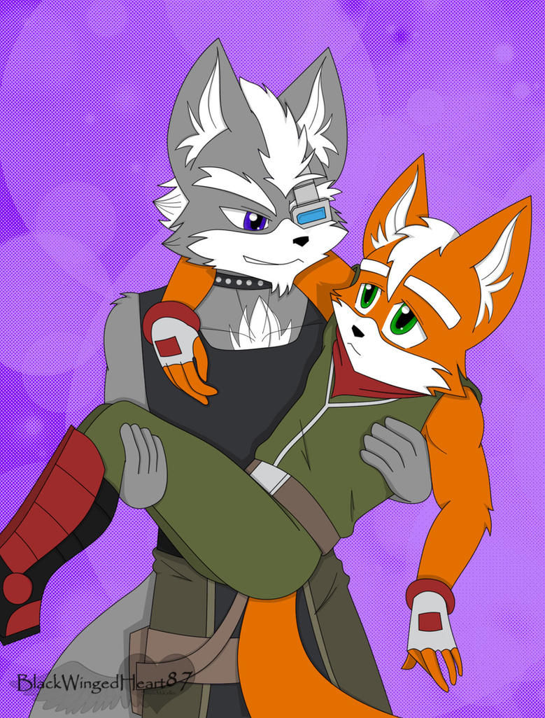 Displaying 18&g... Fox Mccloud And Wolf Odonnell