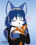 Foxy plushy
