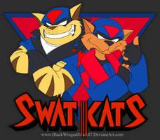Swat Kats by BlackWingedHeart87