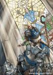 Precursor Knight Patriarch