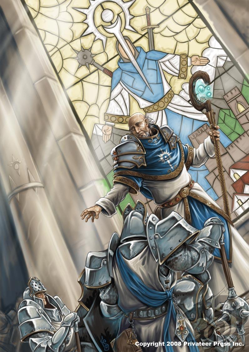 Precursor Knight Patriarch by FStitz