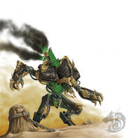 Slayer by FStitz