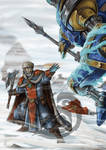 Greylord vs. Lancer
