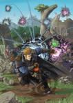 Fighting Combat Alchemist
