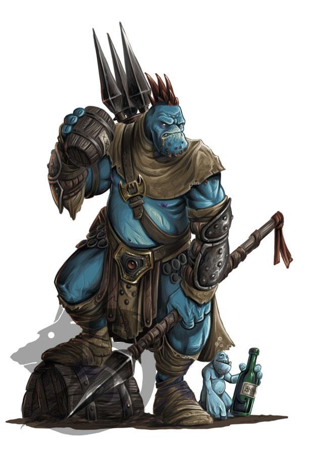 Troll Impaler by FStitz
