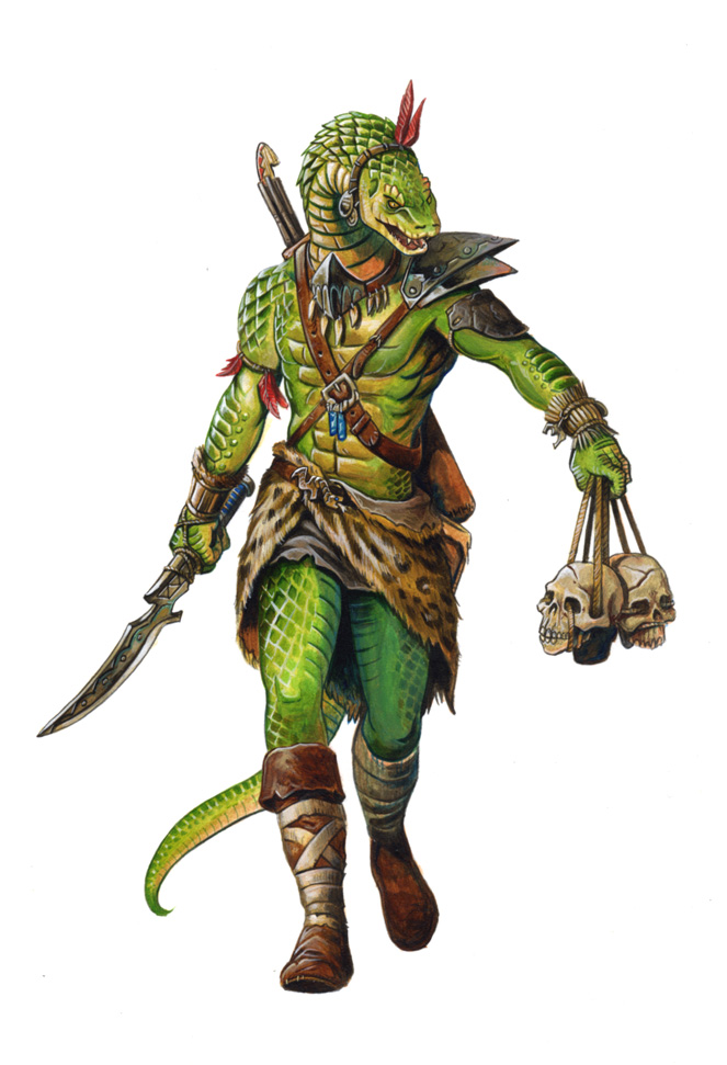 Serpent Folk by FStitz