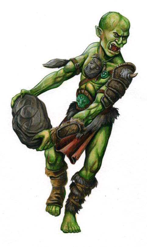 Orc Traits by FStitz