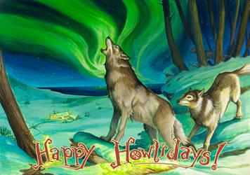 Happy Howlidays by FStitz