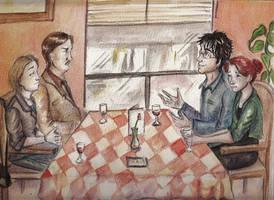Potters and Dursleys by HogwartsHorror
