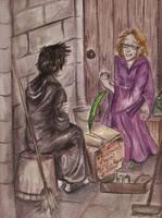 Rita by HogwartsHorror