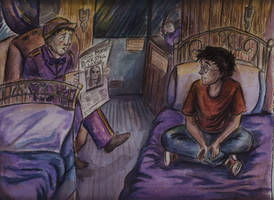 PoA - Chapter 3 by HogwartsHorror